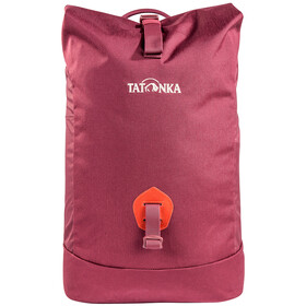 Tatonka Grip Rolltop Rucksack Small bordeaux red